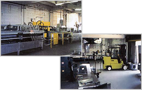Metal Duct Manufacturing Machines